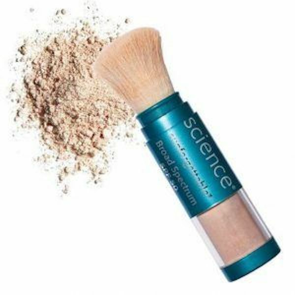 Colorescience Brush-On Sunscreen, Sunforgettable Mineral Pow