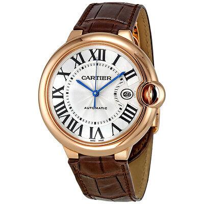 Cartier Ballon Bleu Large Mens Watch W6900651