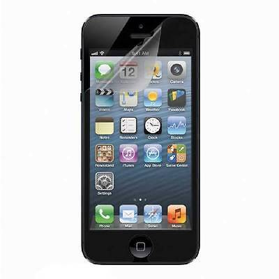 Anti Glare Matte Screen Protector Front x 2 AND Back x 2 For iPhone 5 5S Iphone Anti Glare Screen Protector