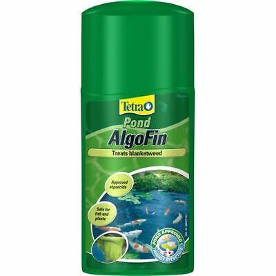 Tetra Estanque Algofin para Algas Tratamiento Jardín Piscina Cuerda Curación