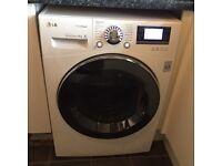 LG 9kg Steam Washing Machine