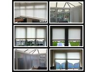 Made to measure window blinds! Vertical, roller, blackout, Venetian replacement slats etc