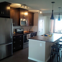 3 large bedrooms, ensuite and walkin closet in master, Cochrane