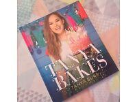 Tanya burr- Tanya bakes cook book