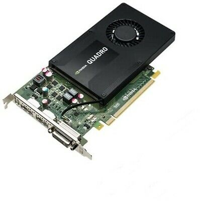 Nvidia Quadro K2200 Grafikkarte PCI express graphic card