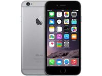 *Factory Unlocked - Very Good* Apple iPhone 6 Space Grey 16GB 4G/LTE latest iOS 11.4