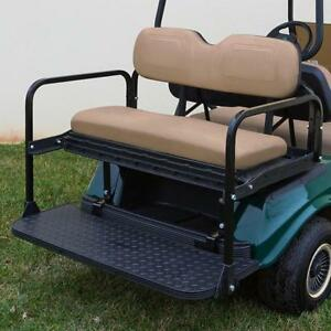 BLACK FRIDAY DEALS ~ SAVE HUNDREDS on Select Golf Cart Rear Seat kits & Wheels