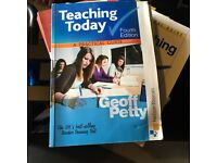 Teaching today