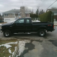 2007 Ford F-250 Camionnette