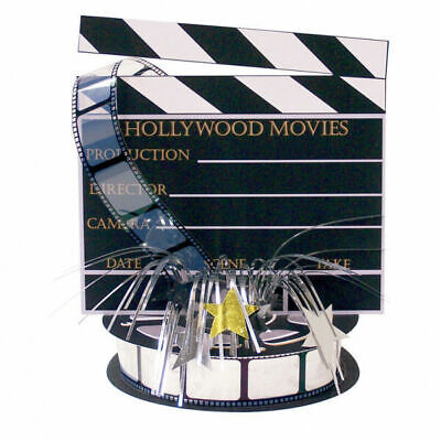 Hollywood Clapboard Table Centrepiece