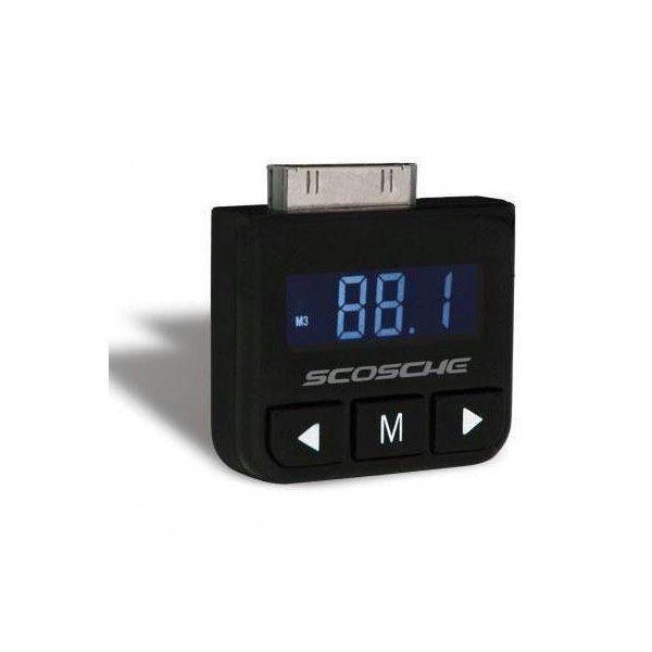 Scosche tuneFREQ Wireless FM Transmitter