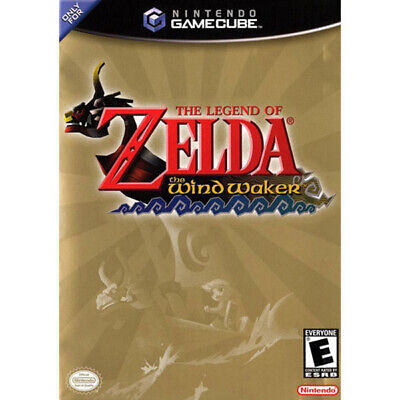 The Legend of Zelda: The Wind Waker [E] GAMECUBE  DISC ONLY for sale  Shipping to Canada