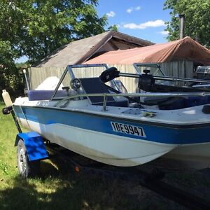 Excellent  condition  would trade for a car or a truck Cornwall Ontario image 2
