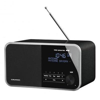 GRUNDIG DTR BB 3000 DAB+ UKW Digital Radio weiß 30 Watt  AUX Digital Tuner