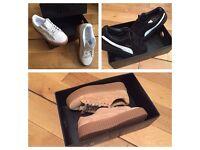 Puma Creepers Rihanna Trainers Girls Females Women Ladies Sneakers Shoes Footwear