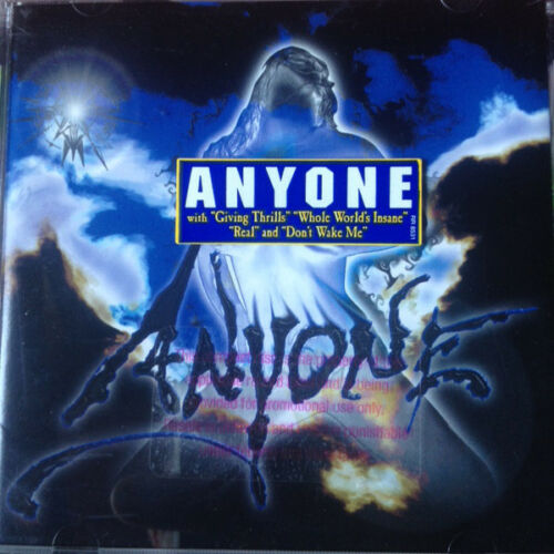 Various Artists : Anyone Cd With Booklet