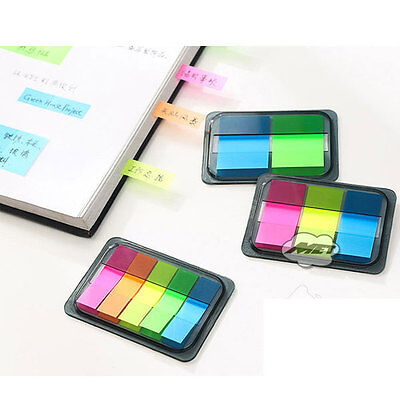 PET Colorful Sticker Post It Bookmark Point It Marker Memo Flags Sticky Notes 1# on Rummage