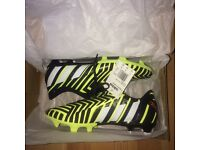 Adidas Predator football boots size 8 UK