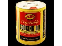 KTC PURE VEGETABLE OIL 20lt wholesale