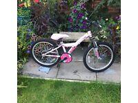 Apollo Kinx Girls Bike 6-9 years old