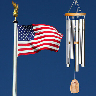 Woodstock Chimes - Star-Spangled Banner Chime - Classic 23
