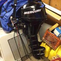 mercury 9.9 boat motor