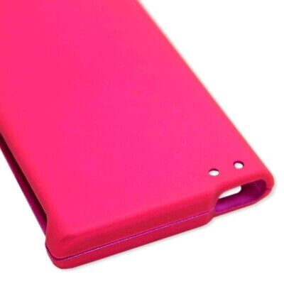 Rose Pink Case For Apple iPod Nano 7 Hard Rubberized Snap On Phone Cover Nano 4 Snap