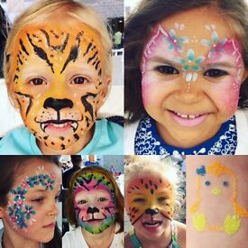 Libby's Face Painting and Glitter Tattoos