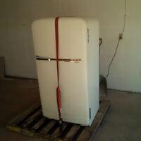 Vintage Refrigerator, Admiral 1955, original owners