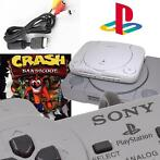 Playstation 1 PS1 spelcomputers, 1.000 games en accessoires