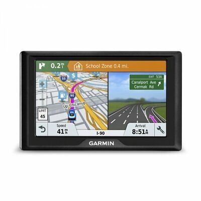 "Garmin Drive 51 LMT-S Auto GPS with 5"" Screen and Lifetime US Maps 010-01678-0C"