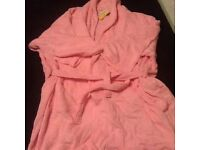 Dressing gown plus size brand new