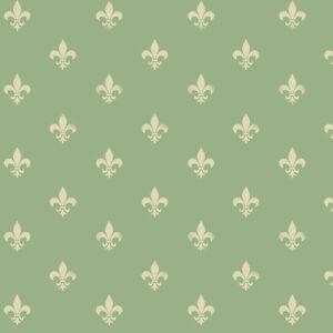fleur de lys papier peint maison pochoir d coration peinture fran ais motif ebay. Black Bedroom Furniture Sets. Home Design Ideas