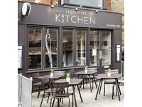 The Oxford Kitchen are looking for FT & PT waiting staff to join our fantastic restaurant team