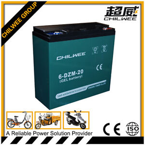 E-BIKE BATTERIES & CHARGERS 12V 20 ah $65.00   Fresh 2019