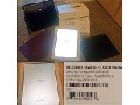 Apple iPad 3, 32gb wi-fi model
