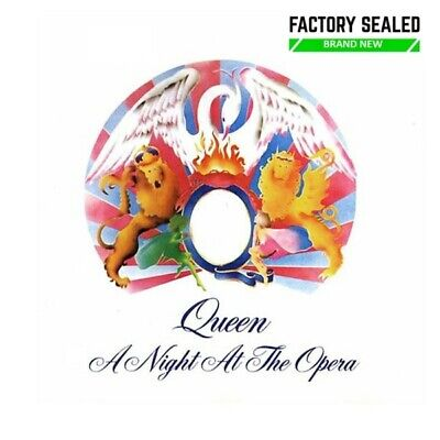 Queen – A Night At The Opera 2011 Remaster Deluxe 2CD Edition  -  NEW