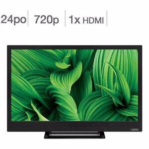 TELEVISION VIZIO D24H-E1  24 MOIS GARANTIE