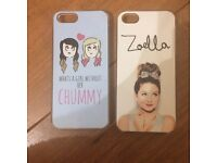 Youtubers phone cases IPhone 5 & 5s