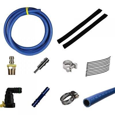 350 Gph Pump Kit (FASS Fuel Filter Delete Kit pfd-1001 For 2011-2019 Ford 6.7L Powerstroke Diesel )