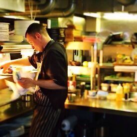 Barking Dog - junior sous chef required.