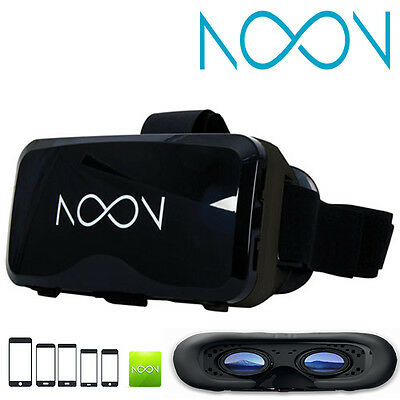 [NOON] FXGear VR + PLUS For Android/iOS Virtual Reality 3D Smart Glasses Headset