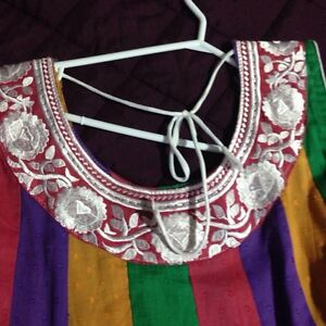 BRAND NEW MULTICOLOURED COTTON SUIT MUST SELL RIGHT AWAY! Strathcona County Edmonton Area image 4