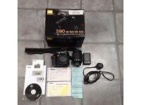 Nikon D90 with kit lens 18-105mm fantastic condition