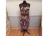 Ladies dress by Wallis petite size 14
