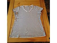 Striped Top size 18.