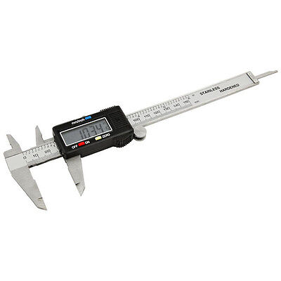 Watch Caliper- Stainless Steel Digital with LCD Screen