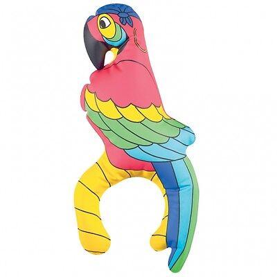 Papagei  für die Schulter PIRATENFEST PIRATENPARTY neu Acc. für Kostüm Pirat - Papagei Für Piraten Kostüm