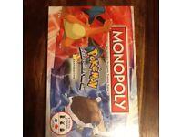 Pokemon monopoly New Kanto edition
