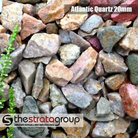 Decorative Stone, Bark & Topsoil direct to your Home